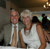 Gail Carter and partner